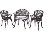 Стол стулья садовые