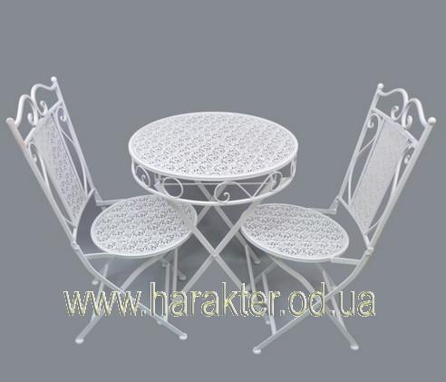 Кованые столы, стулья, кресла