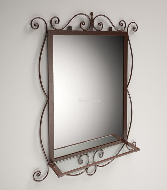 Кованые зеркала, кованые рамы для зеркал