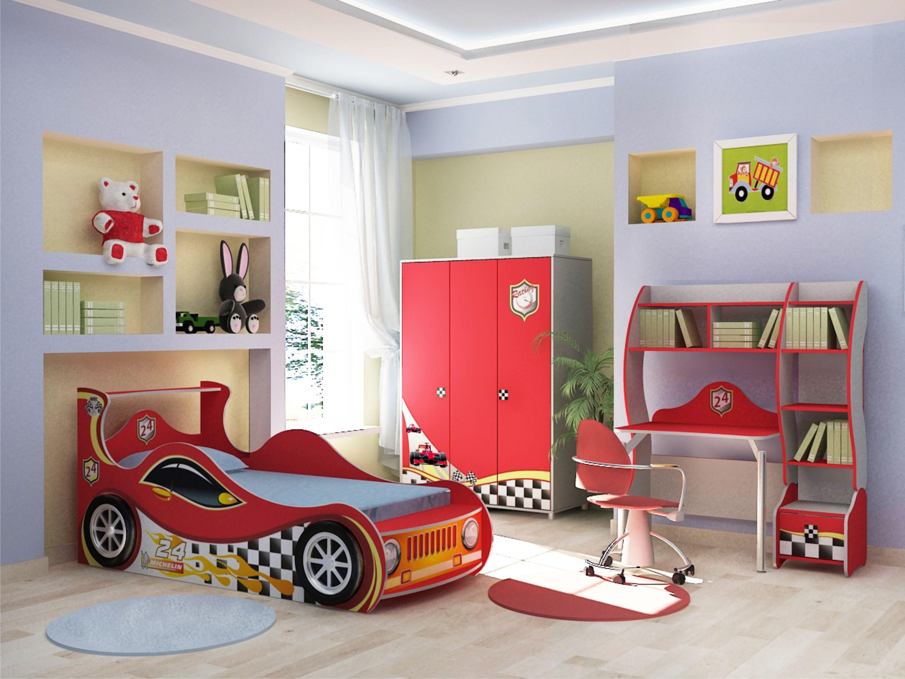 Детская мебель серии DRIVER