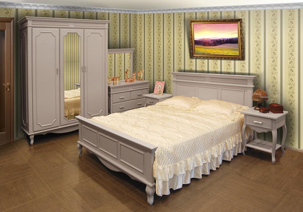 Гармония спальня в классическом стиле