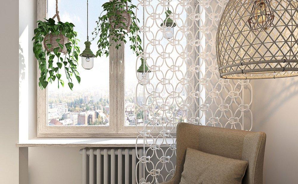 Декор, Зеркала, Вешалки, Светильники в Скандинавском стиле