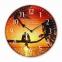 часы настенные 34 см лл 0