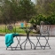 Стол MOSAIC D60xH70cм, мозаиковая плитка, металлическая рама ввк 0