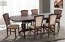 Стол обеденный деревянный Гетьман раскладной (авангард) мм 3