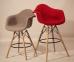 Кресло, стул барный Leon (Леон) Soft Шерсть (желтый, серый, зеленый, бирюза, синий) ом 2