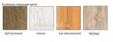 Этажерка, стеллаж Призма на 5 полок в стиле Лофт мд 3