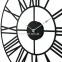 Часы настенные Cambridge, Oxford, большие 70 см, металл (гз) 2
