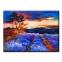 Картина 70*50 см холст Lavender Valley, Dandelions, Iris, Venice, Blossom гз 3