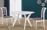 Стол обеденный Брайтон раскладной, цвет орех, белый, бежевый ммУльтра 0