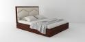 Кровать с подъемным механизмом и мягким изголовьем Tokio 160*200 вс 5