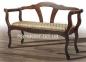 Лавка в классическом стиле, скамейка классическая
