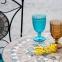 Стол MOSAIC D60xH70cм, мозаиковая плитка, металлическая рама ввк 1