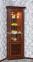мебель для гостиной Тоскана Наборная система цвет орех 4