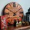 Настенные часы деревянные Nevada цвет Mokko, Gold, Rust 6