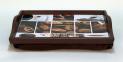 Поднос на подушке Кофе №8 с ручками 2