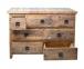 Комод деревянный Техас ВВ002490 0