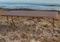 Складной стол PLTR - 18022 Ротанг Коричневый ом 1