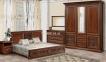 мебель для гостиной Тоскана Наборная система цвет орех 0