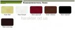 Табурет Талли хром (алюминий, черный) кожзам (ткань) амф 4