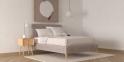 Кровать двуспальная Edison , Ліжко Edison дерево вільха (ясень) вс 2