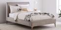 Кровать двуспальная Edison , Ліжко Edison дерево вільха (ясень) вс 7