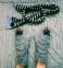 Варежки, рукавички из шерсти Лапки Котик хенд-мейд 1