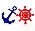 Вешалка настенная Anchor гз 0