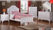 Кровать , спальня из дерева Эмилия в стиле Классика, Прованс 1