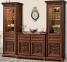 мебель для гостиной Тоскана Наборная система цвет орех 3
