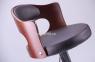 стул барный Париж коричневый 0
