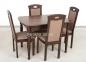 Стол обеденный раскладной деревянный Поло (ультра) мм 2