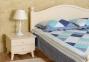 Деревянная кровать в стиле Прованс Шато РБК (с возможностью покраски по РАЛ)140/160/180 4