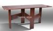 Стол-трансформер, стол-книжка мм 0