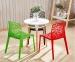 Дизайнерский стул Crystal Кристал (Gruvyer, Грувер) пластиковый, цвет разный, для кафе, бара, дома ом 7