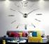 Часы настенные, Годинник Настінний, Цифри Метал, Часы 3D 12S00 фд 2