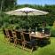 Садовый стол Future (27821) - Обеденные столы ввк 0