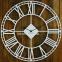 Часы настенные Cambridge, Oxford, большие 70 см, металл (гз) 11