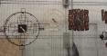 Часы деревянные h 720 × 680 настенные атс 0