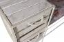Пуф с ящиками для прихожей, гостиной м-28254 2