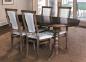 Стол раскладной Говерла-2, С стіл обідній Говерла-2 бук, темний горіх мм 4