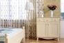 Деревянная кровать в стиле Прованс Шато РБК (с возможностью покраски по РАЛ)140/160/180 2