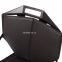 стул дизайнерский чёрный Chair one (с подушкой или без нее) 0