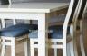 Стол кухонный деревянный Петрос раскладной (орех, венге, слоновая кость) (карпаты) мм 2