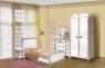 Шкаф для одежды в детскую комнату для девочки Фиерия 2