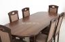 Стол обеденный Оливер раскладной (ультра) мм 4