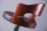 стул барный Париж коричневый 1