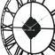 Часы настенные Cambridge, Oxford, большие 70 см, металл (гз) 5