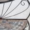 Стеллаж, этажерка прямая или угловая MOSAIC, металл, мозаика ввк 4