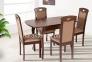 Стол обеденный раскладной деревянный Кантри 930(+300)*670 мм 0